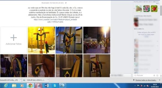 Arquivo facebook - CU É LINDO